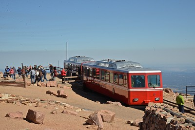 Pike's Peak Railroad