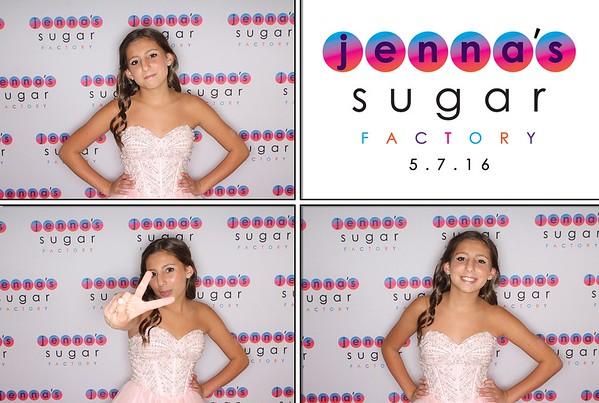 Jenna's Sugar Factory