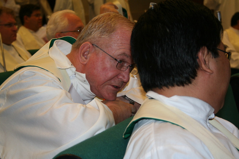 What time is Mass supposed to start?