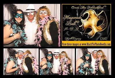 Omni Air International Masquerade Ball 2011