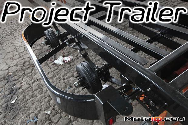 Project Trailer Part 2- Building the Ultimate Open Deck Hauler