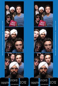 Apple Store Irvine Party