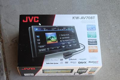 JVC KWAV 70BT