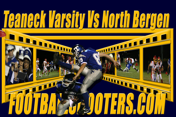 2009 Teaneck Varsity Vs North Bergen
