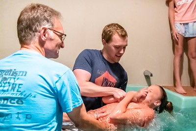 Baptismal Service CAG Aug 2021