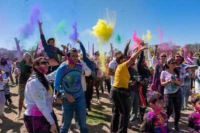 Holi Festival of Color - March 23, 2018 - Cumming, GA