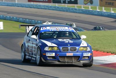 BMW CCA Club Racing at Watkins Glen, September 2013