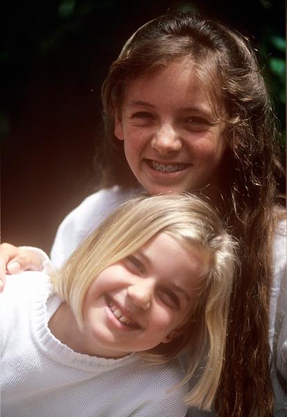 1991-06 Georgia & Christie.jpg