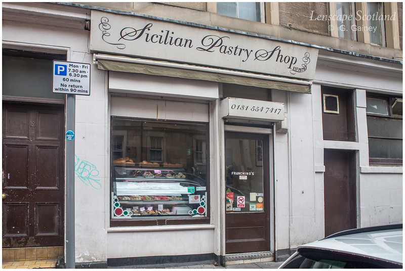 Sicilian Pastry Shop, Albert Street (1)