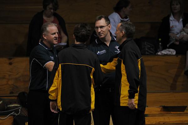 SBL - Wanneroo Wolves Basketball Team 2009
