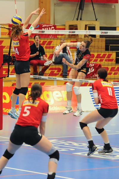 VC Kanti - Neuenburg UC 2:3 (Play-off)