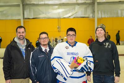 Howard Ice Hockey 2020