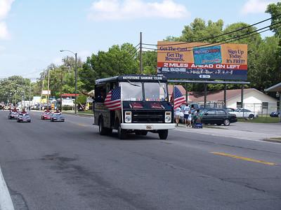 Ocala Ceremonial Candidate Parade (2008)