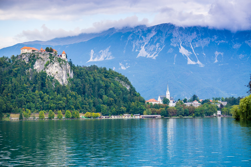 Slovenia: Lake Bled and Castle