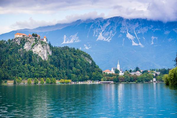 2015 Slovenia: Lake Bled, Pradjamma, Motovun