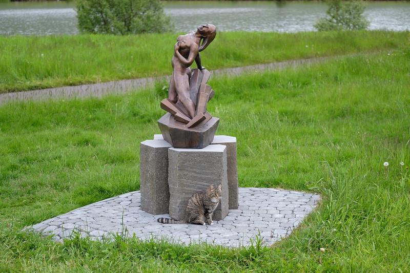 Statue Watcher