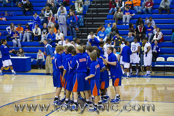 Bruins VS Cass (7A-AAAA)* 4 Feb 2011