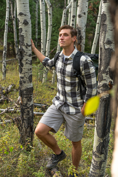 Outdoor Lifestyle | WearFirst Cargo Shorts (low res / IG)