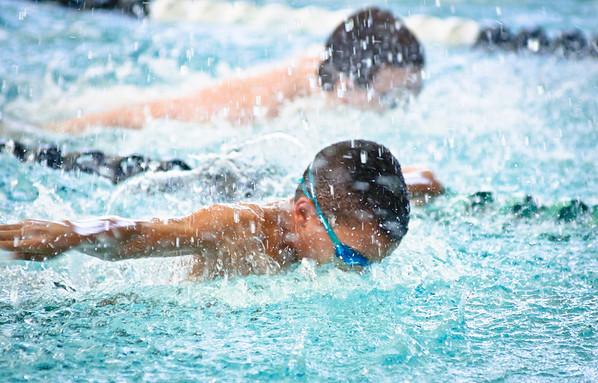 FINS Swim Meets