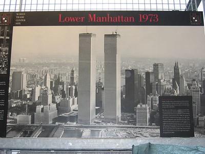 New York City - World Trade Center Site - September 2003