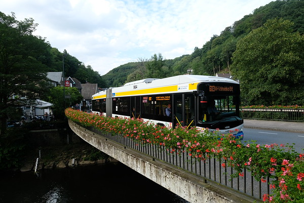 OBUS SOLINGEN, trolleybus