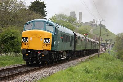 Swanage Railway Diesel Gala, 9th & 10th May 2015