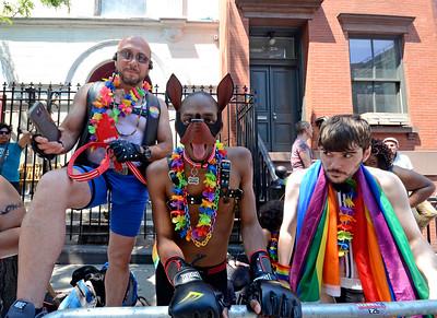 LGBTQ NYC Pride March 062616