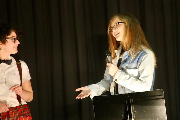 MVMS Dramatic Arts Performance
