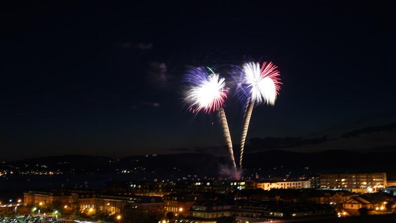 July 4 - Tarrytown Fireworks