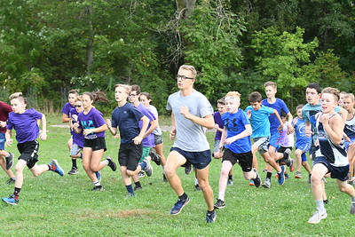 Millcreek Middle School Cross Country 2018