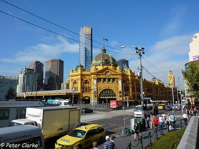 Australia Melbourne to Adelaide