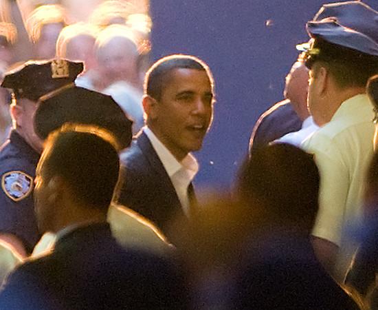 2009-05-30 - Prince Harry polo, Barack Obama