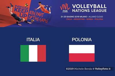 20190623 ITALIA vs POLONIA Pool14 Week4 (Maschile)