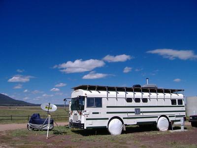 September 23, 2006: Mormon Lake, northern Arizona