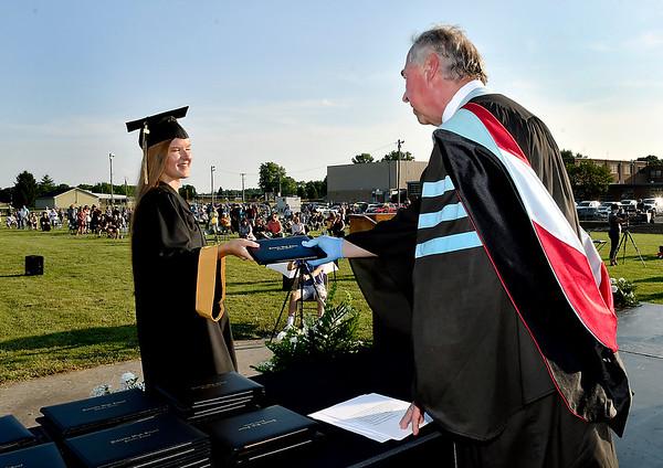 2020 Daleville HS Graduation