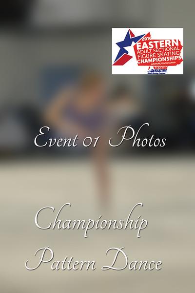 Event 01 championship Pattern Dance