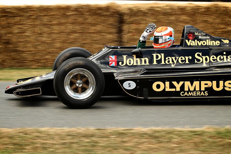 Jarno Trulli, Lotus-Cosworth 79 (1978)