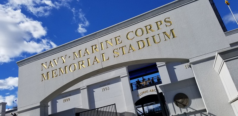 Navy vs. Temple