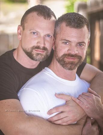 Todd and Nathan