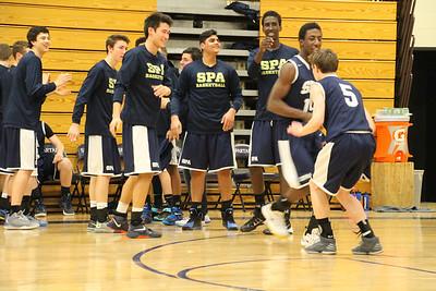 2015 Coaches v. Cancer basketball games
