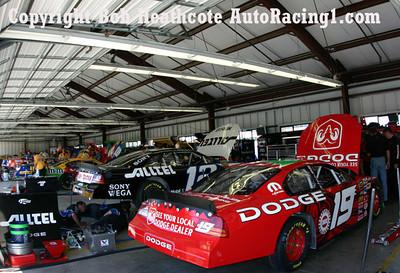 2004 NASCAR Sears Point Infineon Raceway Sonoma Friday