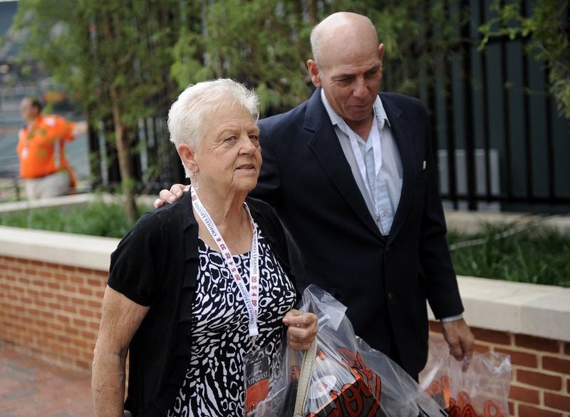 ". <p>10. (tie) CAL RIPKEN�S MOM <p>For some reason, she�s a MAGNET for criminal activity. (unranked) <p><b><a href=\'http://www.twincities.com/sports/ci_24320750/cal-ripken-man-charged-trying-carjack-hall-famers?source=rss\' target=""_blank\""> HUH?</a></b> <p>    (AP Photo/Nick Wass, File)"