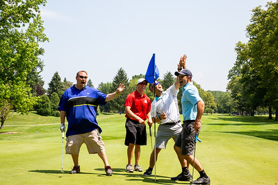 Perry Boosters Golf Outing