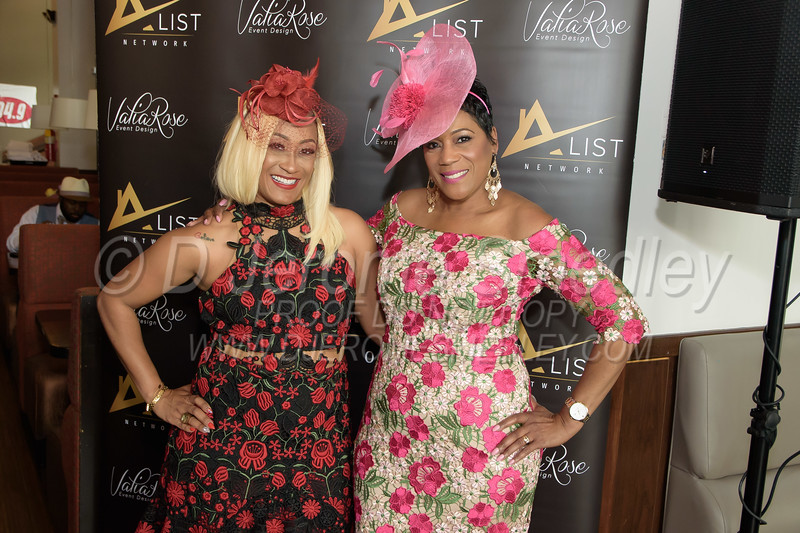 Talk Derby To Me presents by The A-List Network 05/18
