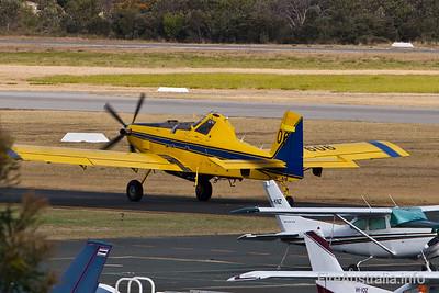 Bomber 606 (VH-NIA) - Dunn Aviation AT802