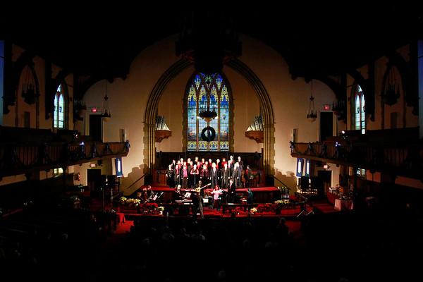 Gospel Benefit Concert in Pittsfield