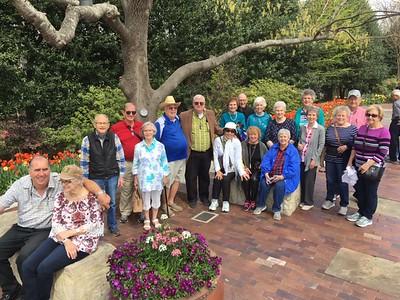 Visit to Dallas Arboritum