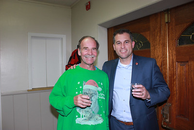 Chamber Honors Members at Holiday Party