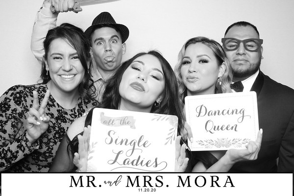 Mr. & Mrs. Mora Wedding Prints