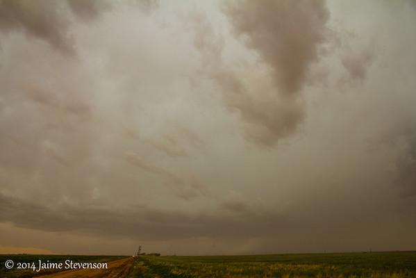 June 6, 2014 Clovis, NM Tornado